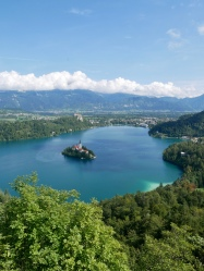 Lake Bled, Slovenia // The Little Edition
