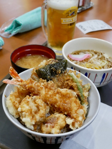 Tendon Tenya, Tokyo, Japan // The Little Edition