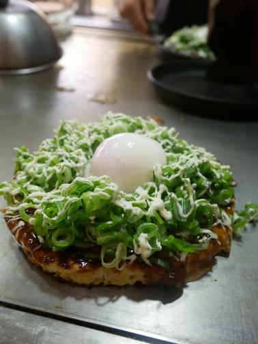 Okonomiyaki, Asakusa Tsurujirou, Tokyo, Japan // The Little Edition