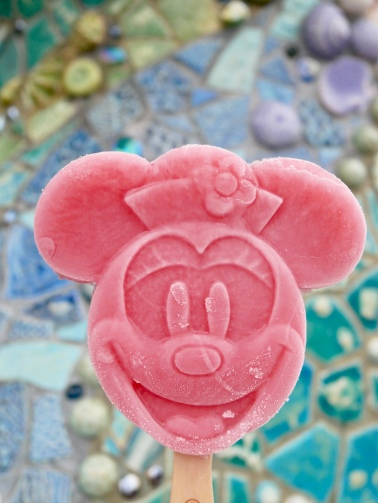 Minnie Ice Lolly, Tokyo Disney Sea, Japan // The Little Edition