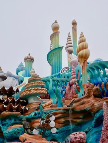 Mermaid Lagoon, Tokyo Disney Sea, Japan // The Little Edition