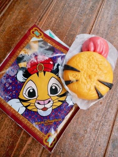 Chandu Steamed Bun, Tokyo Disney Sea, Japan // The Little Edition