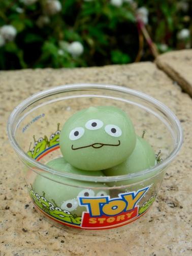 Alien Mochi, Tokyo Disney Sea, Japan // The Little Edition